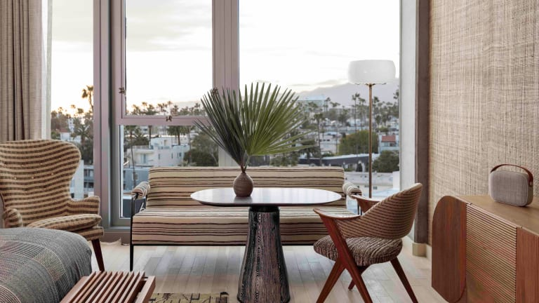 Proper opens its second hotel in Santa Monica, California