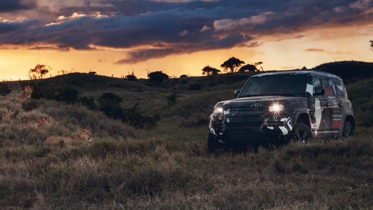 The 2020 Defender's latest test gives us the best look yet at the highly-anticipated SUV
