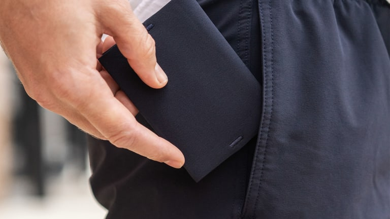 Pioneer and Olivers team up to create a limited edition softshell wallet