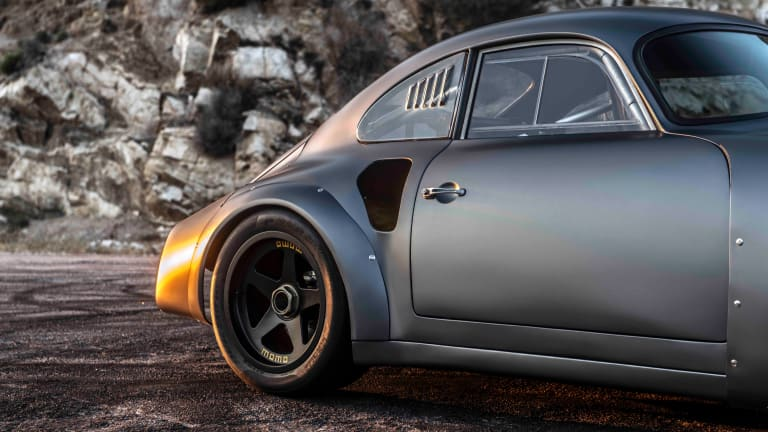 Rod Emory debuts one of his wildest builds yet, the 356 RSR