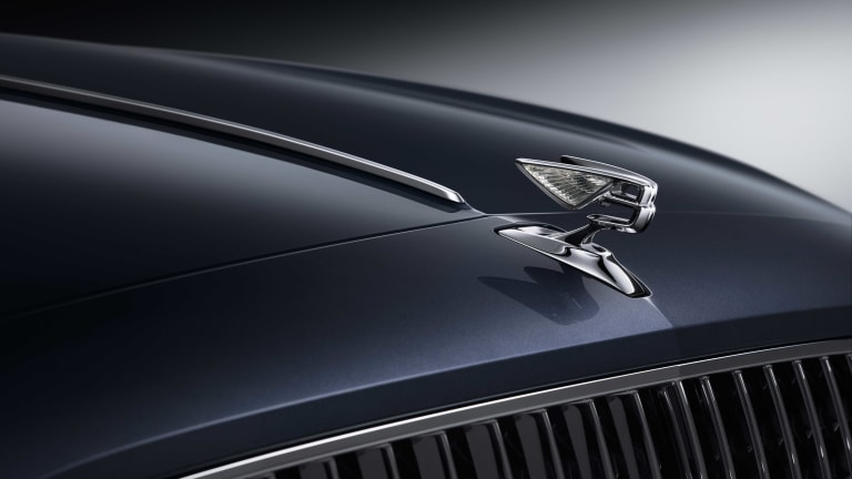 Bentley's new Flying Spur is a 207 mph mega sedan