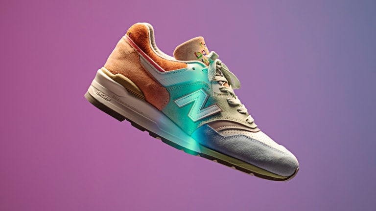 Todd Snyder and New Balance celebrate Pride Month with the Love 997