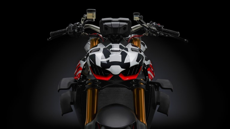 Ducati teases their next-generation Streetfighter