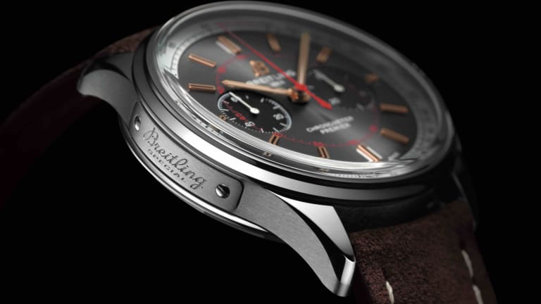 Breitling launches its Wheels and Waves limited edition