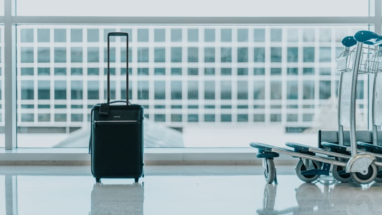 Hook & Albert creates the ideal carry-on for the business traveler