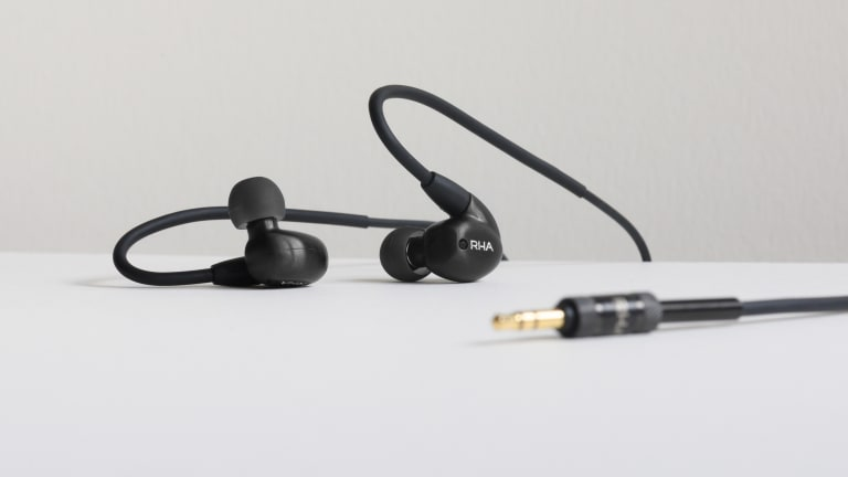 RHA introduces a wireless version of its T20 headphone