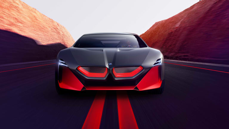 BMW's M Next might be the next-generation M1 we've been waiting for