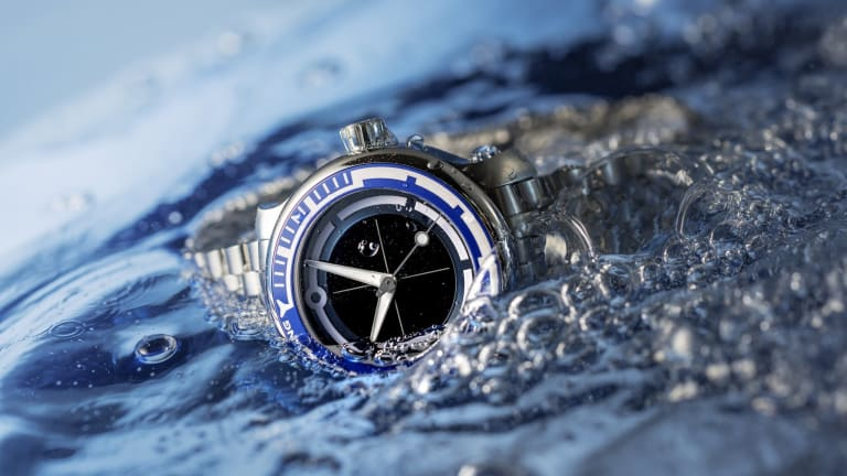 Ming's first dive watch has landed and it's already sold out