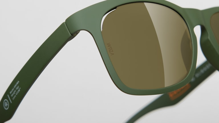 Alba's ANVMA is a sport sunglass reduced to its simplest form