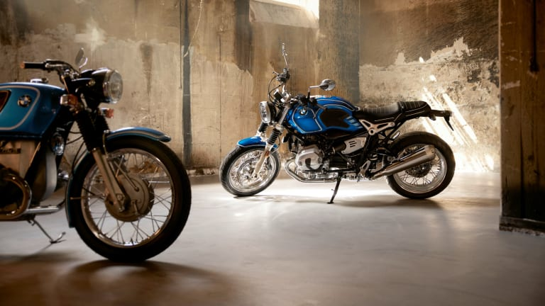 BMW Motorrad celebrates the 50th anniversary of the /5 series