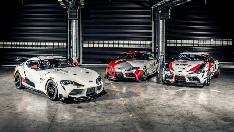 Toyota Gazoo Racing announces plans to launch the GR Supra GT4 in 2020