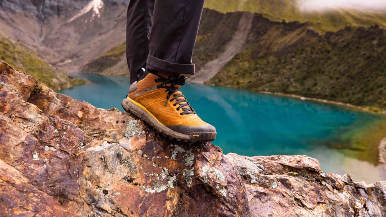 Danner updates its lightweight Trail 2650 with a new mid-cut version for fall