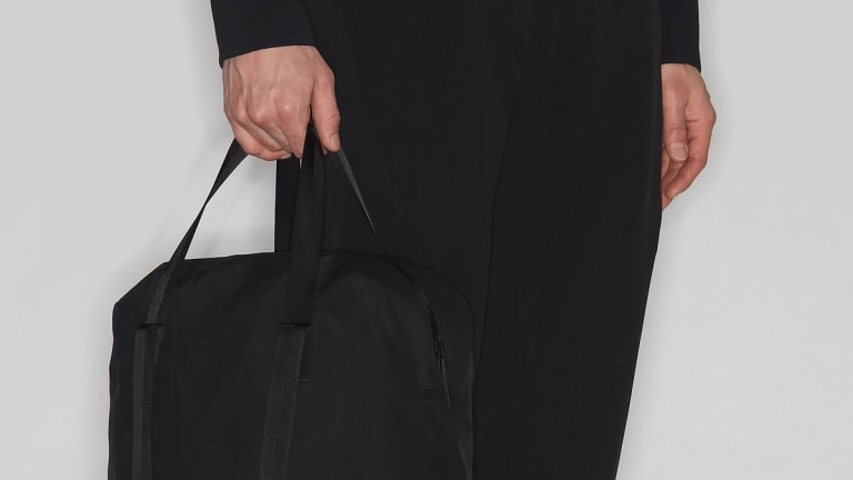 Veilance's limited edition tote celebrates the brand's 10th anniversary
