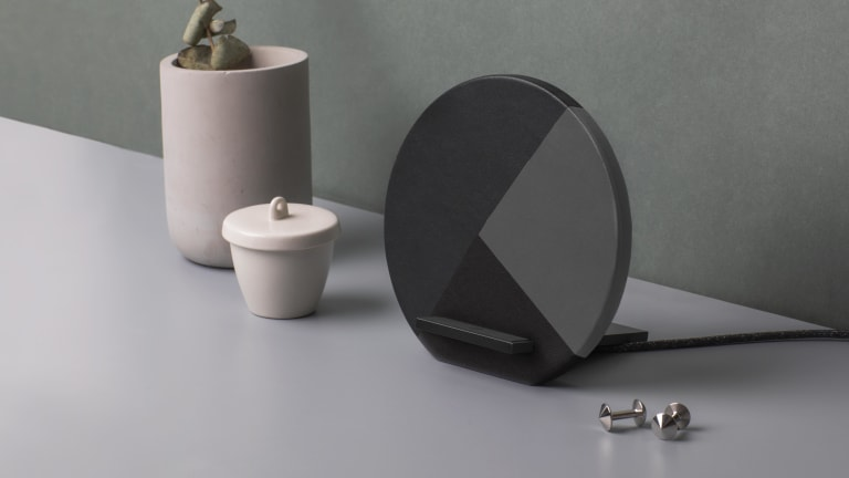 Native Union dresses up their new wireless chargers in Italian leather