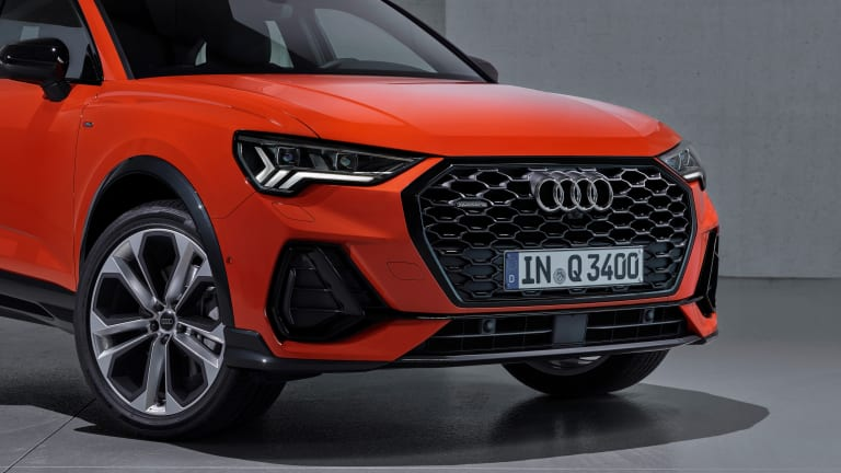 Audi reveals the Q3 Sportback