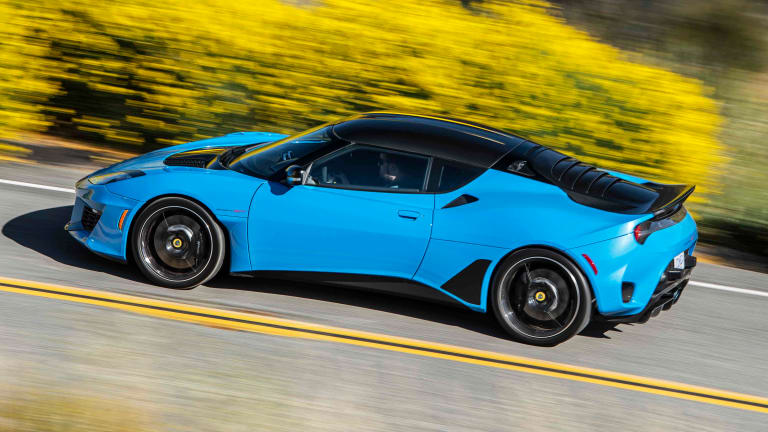 Lotus reveals their most powerful North American model, the 2020 Evora GT