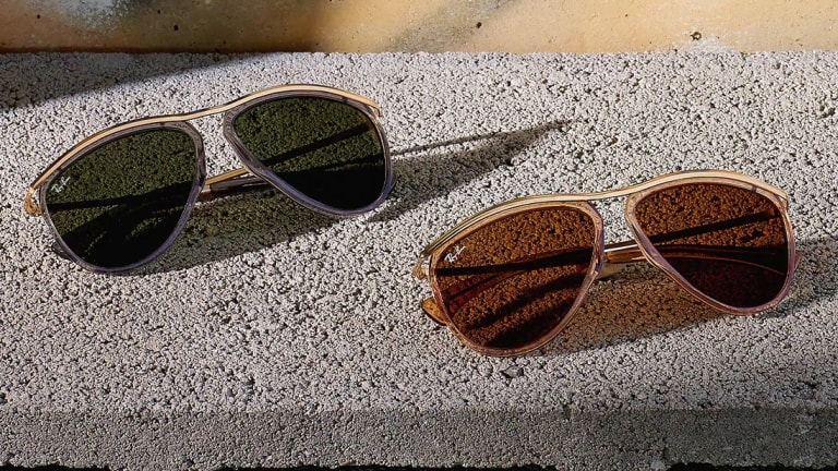 Ray-Ban is re-releasing the 1968 Aviator Olympian
