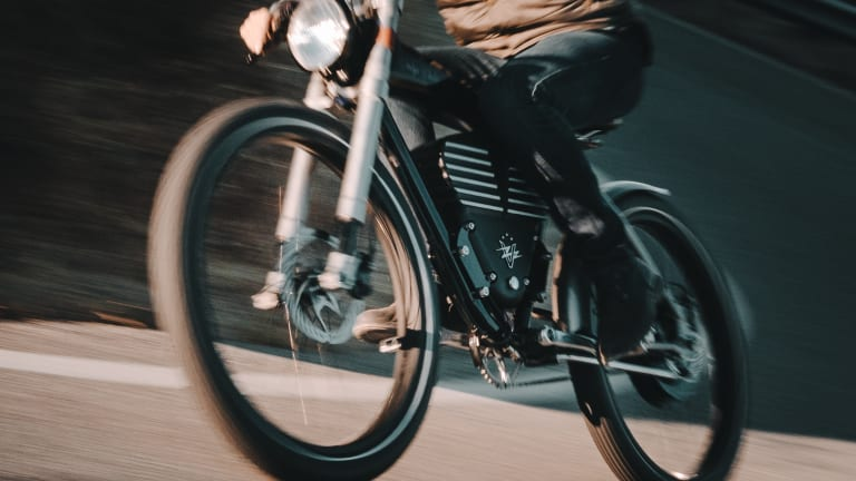 Vintage Electric's powerful new bike has 75 miles of range and a top speed of 36 mph