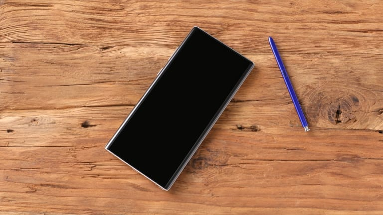 Samsung reveals the Galaxy Note10
