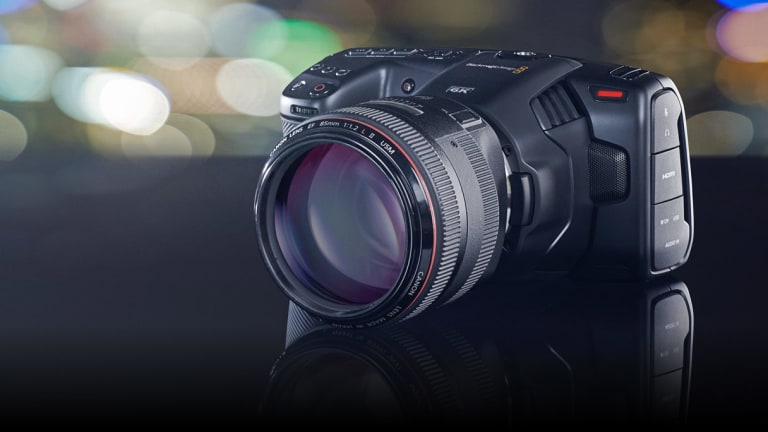 Blackmagic reveals the Pocket Cinema Camera 6K