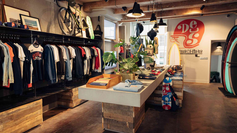 Deus opens its new restaurant and retail outpost in Amsterdam