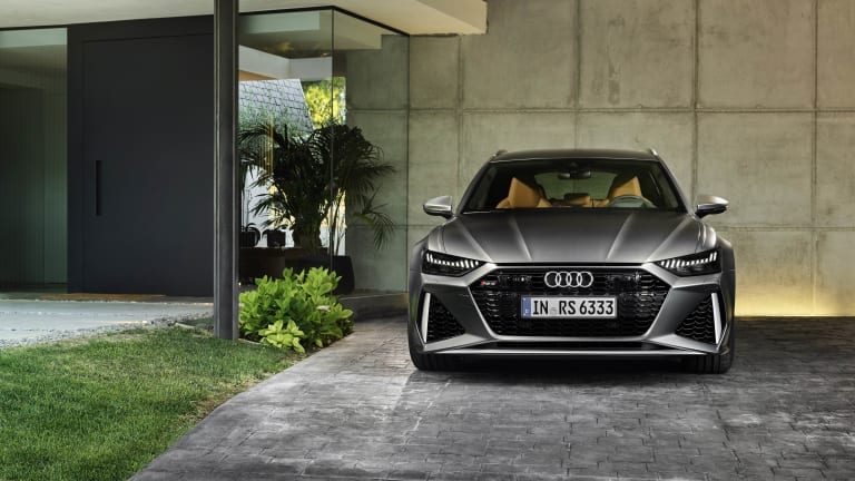 Audi's highly-coveted RS 6 Avant is finally coming to the US