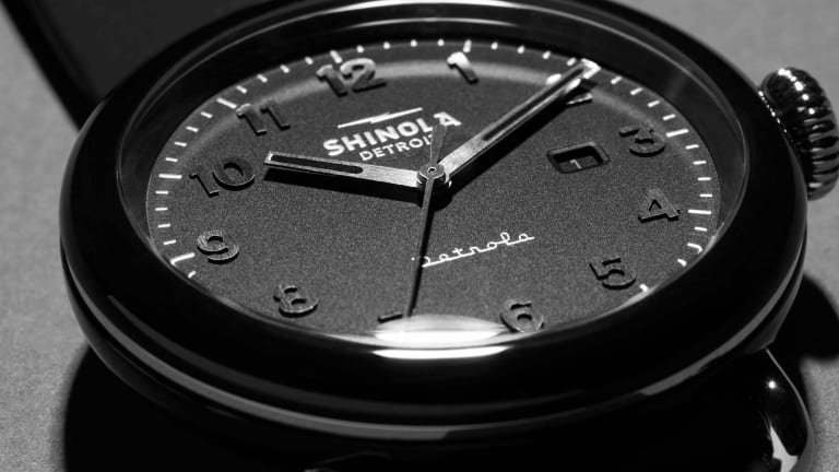 Shinola reveals its new Detrola collection
