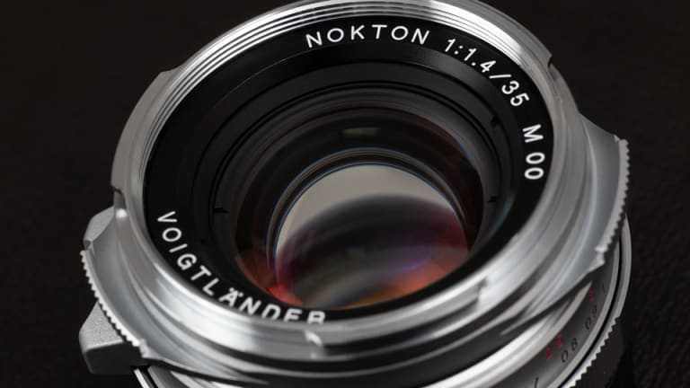 Voigtlander creates a Nokton Classic 35mm F1.4 MC VM for MapCamera