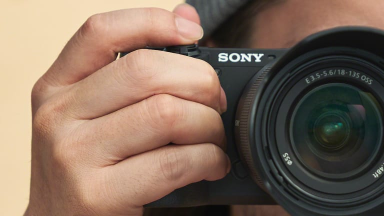 Sony reveals its new flagship APS-C mirrorless camera, the Alpha 6600