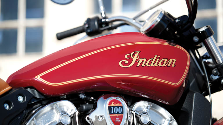 Indian Motorcycle celebrates 100 years of the Scout with two limited editions