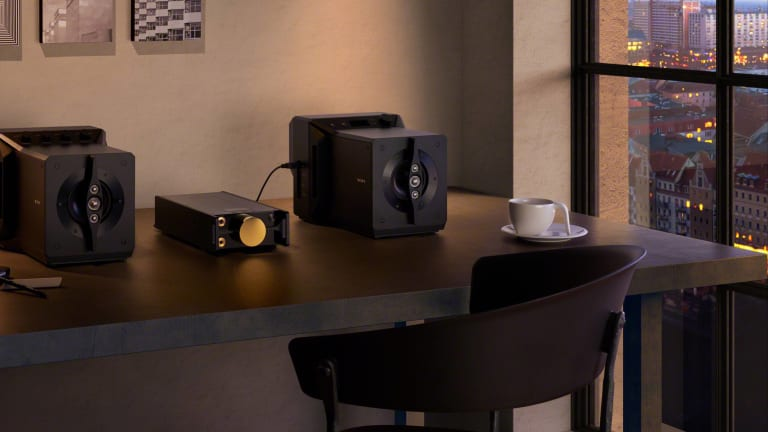 Sony reveals its Signature Series SA-Z1 desktop speaker system