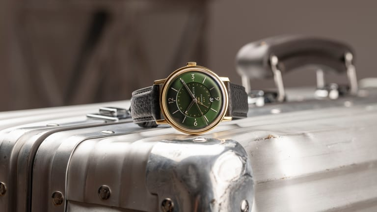 Bravur releases a limited edition of their Geography series GMT