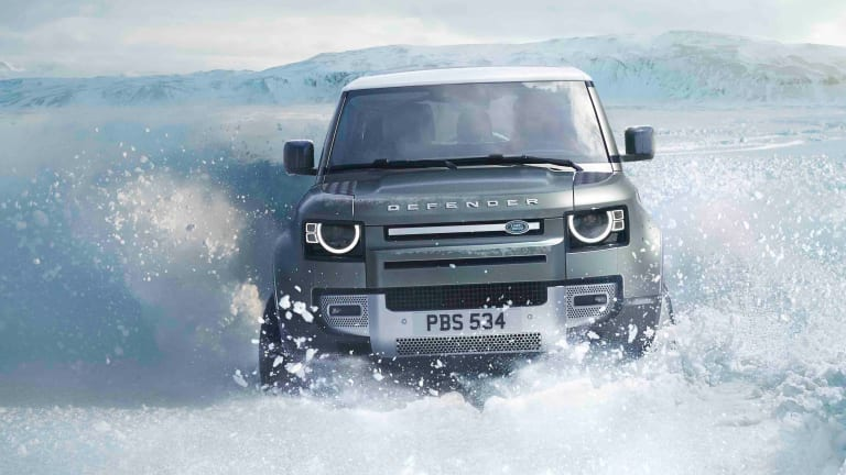 Land Rover reveals the 2020 Defender