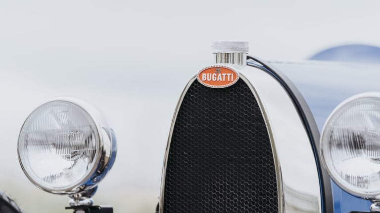 Bugatti fully reveals their already-sold out Bugatti Baby II