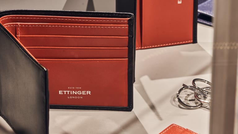 Ettinger opens a 'Flagship Residency' in the Turnbull and Asser New York Townhouse