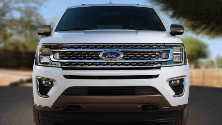 Ford reveals the new king of the Expedition lineup