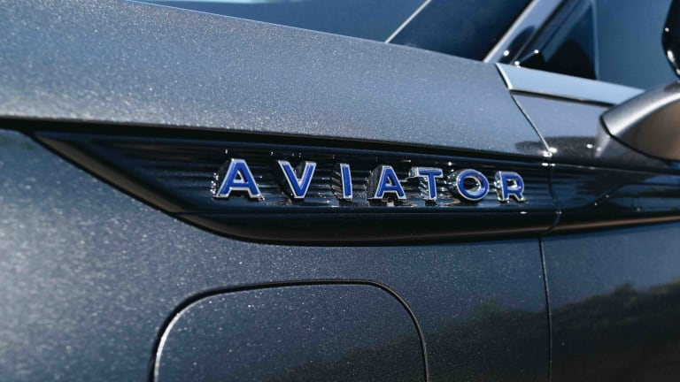 The Lincoln Aviator perfects the recipe for an American luxury automobile