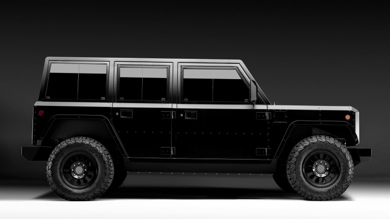 Bollinger Motors reveals its new beta prototypes
