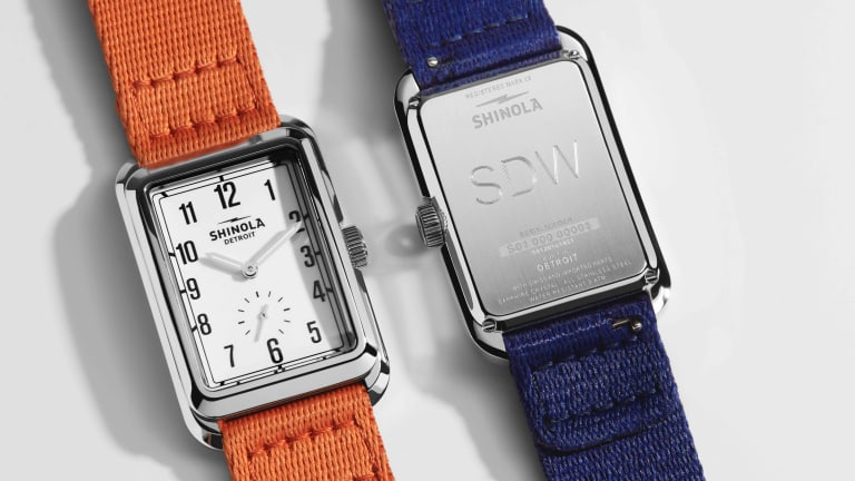 Shinola gets inspired by Omaha-class Naval cruisers for its new timepiece