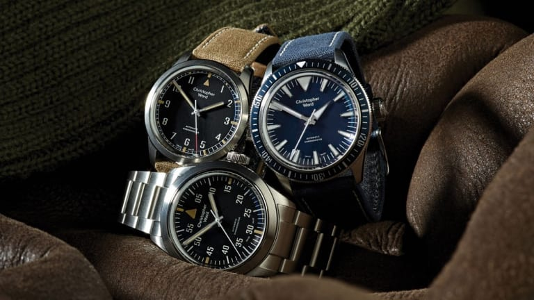 Christopher Ward releases its official Ministry of Defense line of military watches