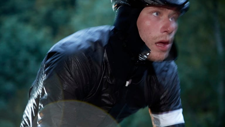 Rapha and Gore-Tex build a line of cycling jackets for the worst weather conditions
