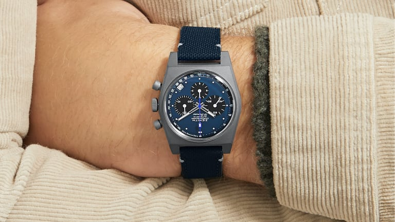 Mr Porter and Bamford Watch Department release their second exclusive Zenith El Primero