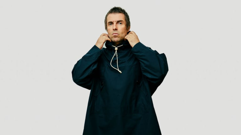 Liam Gallagher adds to his signature parka collection with the help of Nigel Cabourn