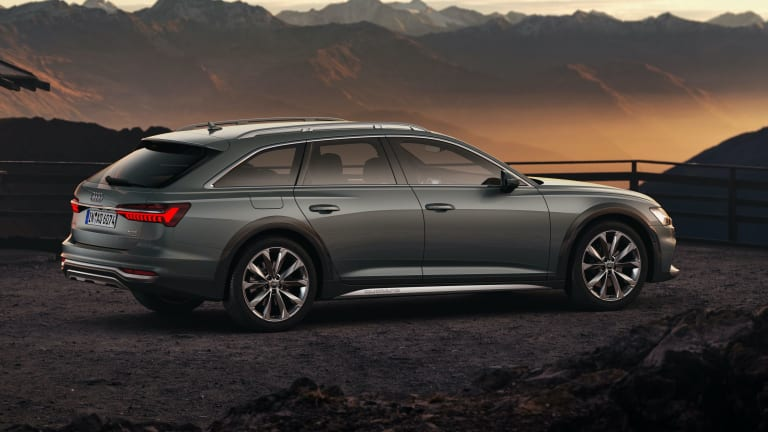 The Audi A6 allroad is returning to the US in 2020