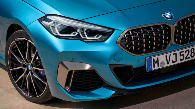 BMW reveals the 2 Series Gran Coupe