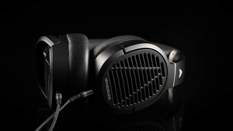 Audeze is putting reference-quality sound in a new compact, over-the-ear design