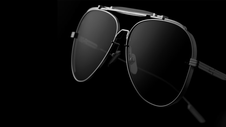 Jacques Marie Mage brings back its Hunter S. Thompson-inspired aviators
