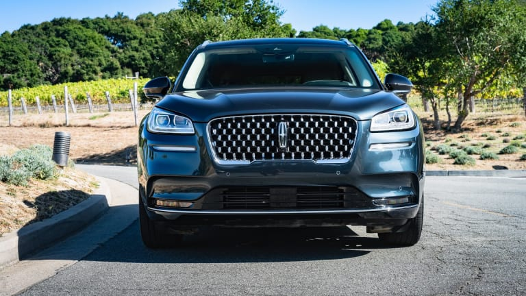 The Lincoln Corsair packs full-size luxury into a compact crossover
