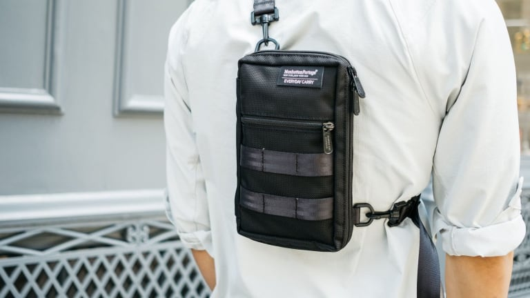 Everyday Carry and Manhattan Portage create the perfect bag for EDC obsessives
