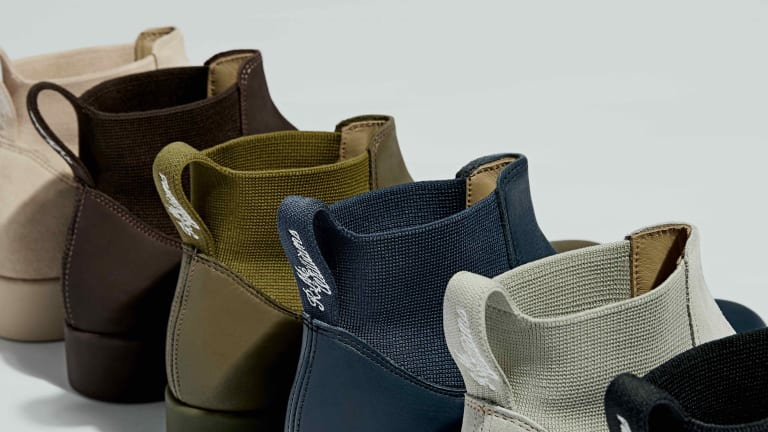 Marc Newson reimagines a classic R.M.Williams boot